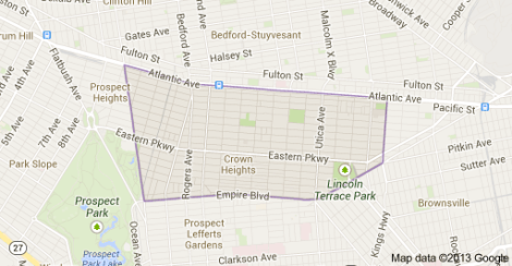 crown heights brooklyn map Welcome To Crown Heights Brooklyn Shop Crown Heights crown heights brooklyn map